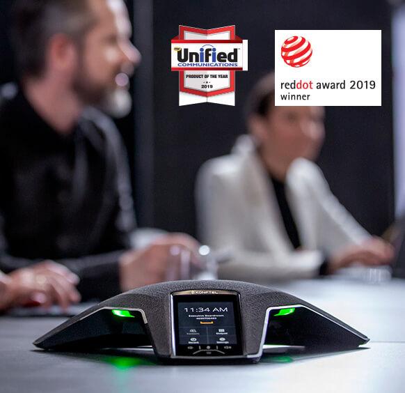 Konftel 800 Red Dot Award 2019